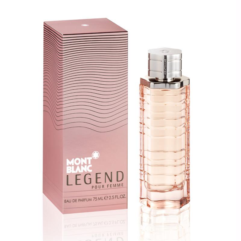 """Парфюмированная вода женская Montblanc  """"Legend""""  pour Femme 75мл"""