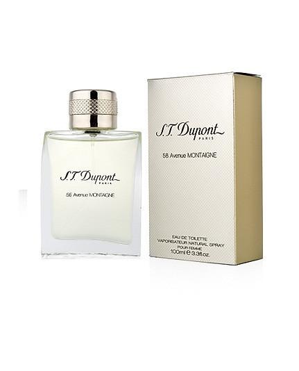 "Парфюмированная вода женская  S.T.Dupont  ""58 Avenue Montaigne""  pour Femme  100мл"