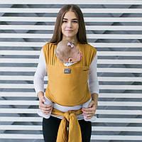 Слинг-шарф Love & Carry — Мед, фото 1
