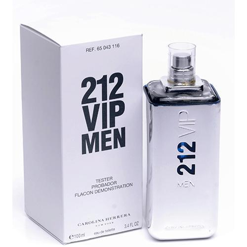 "Tester мужской Carolina Herrera ""212 VIP MEN"" EDT 100 ml"