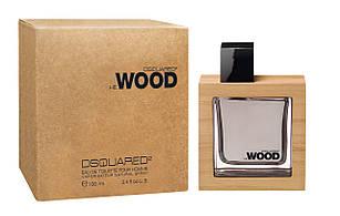 Туалетная вода мужская  DSQUARED2 He Wood 100 мл