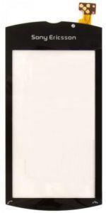 Сенсор Sony Ericsson U8i Vivaz Pro/E16i, черный (стекло, тачскрин)