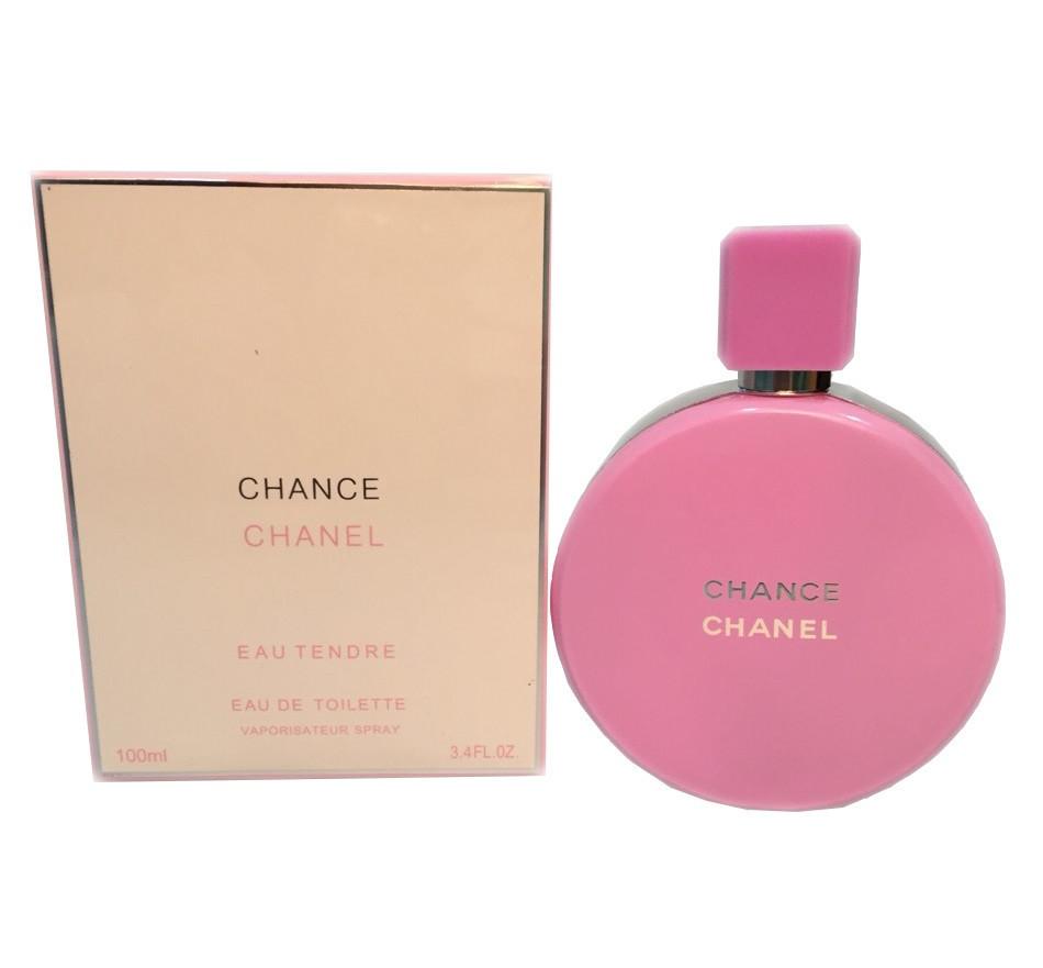 Женская туалетная вода Chanel Chance Eau Tendre 100ml