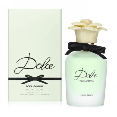 Туалетная вода женская DOLCE & GABBANA Dolce Floral Drops 75 мл