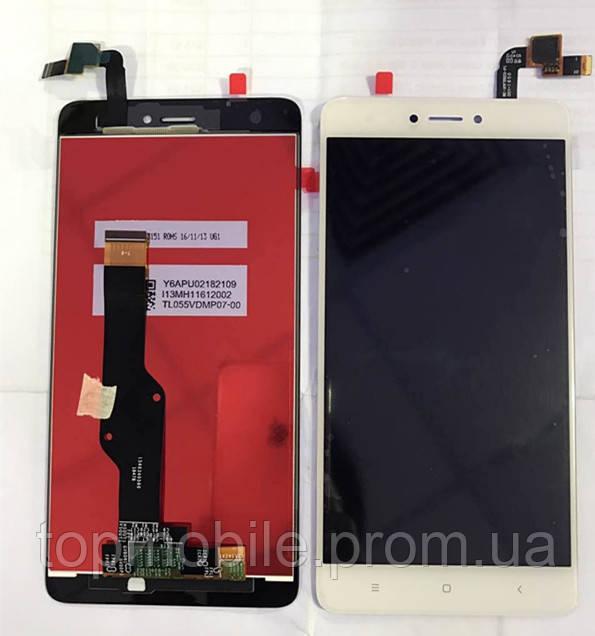 Модуль Xiaomi Redmi Pro  золотистый (стекло, экран, дисплей)