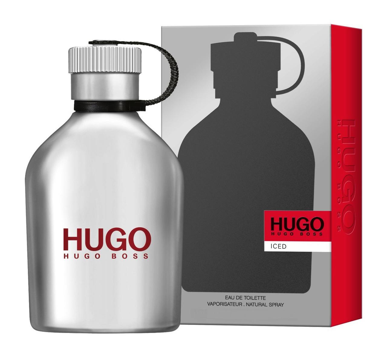 Туалетная вода мужская Hugo Boss Hugo Iced EDT  150мл