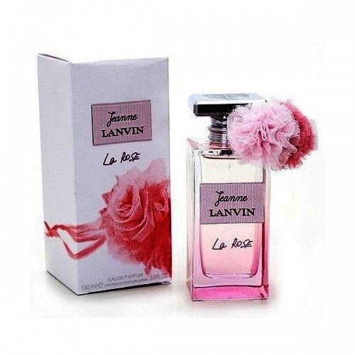 Женская парфюмерная вода Lanvin Jeanne La Rose
