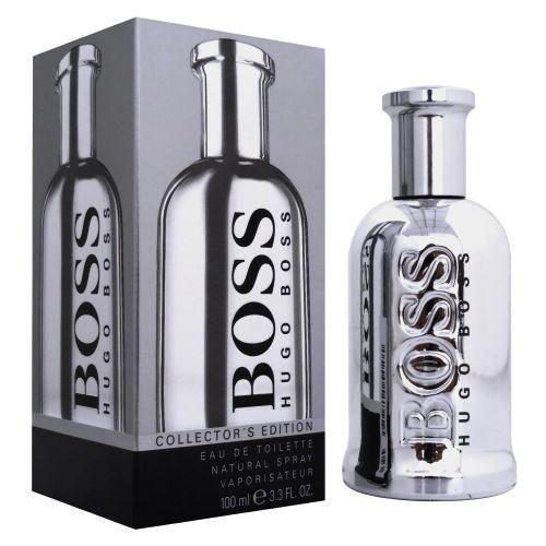 Туалетна вода для чоловіків HUGO BOSS Boss collector's Edition 100 мл