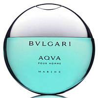 "Tester мужской Bvlgari ""Aqua Marine""  100 мл"