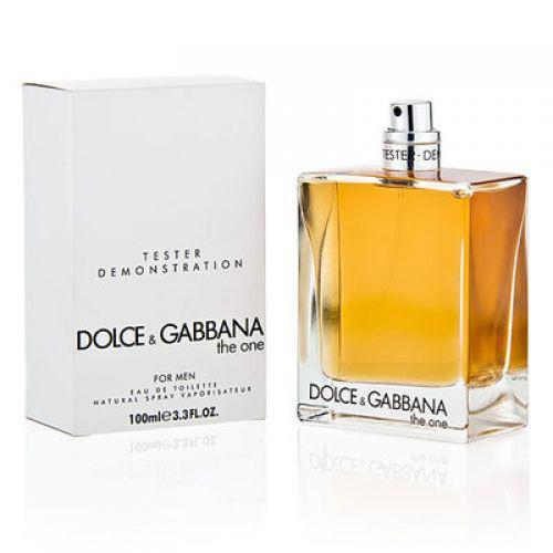 """Tester мужской Dolce&Gabbana """"The One for Men"""" EDT 100 мл"""