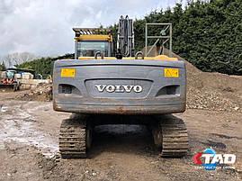 Гусеничный экскаватор Volvo EC160CN (2007 г), фото 3