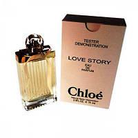 Chloe Love Story TESTER женский 75ml