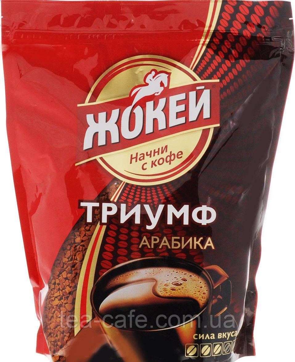 Кава Жокей Триумф розчинна, 65 гр.