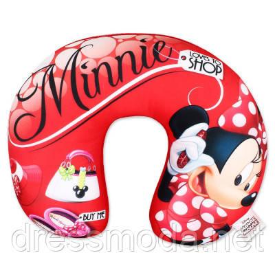Подушки дорожні під шию Minnie 28x34 cm