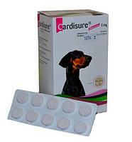 Кардишур 5 мг (Cardisure) блистер 10 табл. Аналог Ветмедина., фото 1