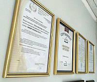 Рамки для дипломов и фоторамки под заказ
