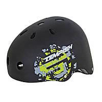 Шлем защитный Tempish Skillet Z р. L (102001081) Black