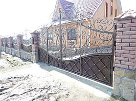Ворота Володимирец, фото 3