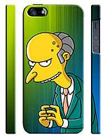 Чехол для iPhone 4/4s/5/5s/5с, The Simpsons cases for iphone, Симпсоны
