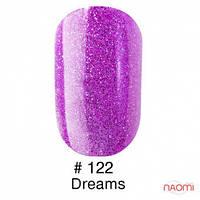 Гель-лак Naomi 122 Dreams, 6 мл