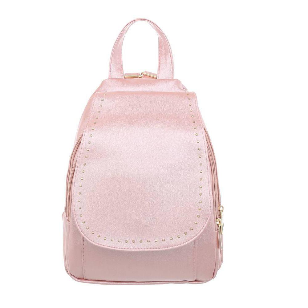 Рюкзак женский городской розовый с Европы купить оптом и в розницу в ... 8d74c5a8759