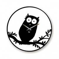 Детские настенные часы Owl Которые будут развивать воображение Создают сказочную атмосферу  Код: КГ4656