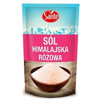 Гималайская розовая соль Sante, 350 гр