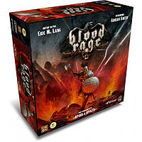 Кровь и Ярость (Blood Rage, bloodrage) настольная игра на русском языке + Бесплатная Доставка