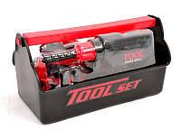 Набор инструментов для ребенка Т115 в чемодане