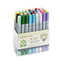 Набор маркеров Copic Ciao Set Brilliant Colours, 36 шт/уп