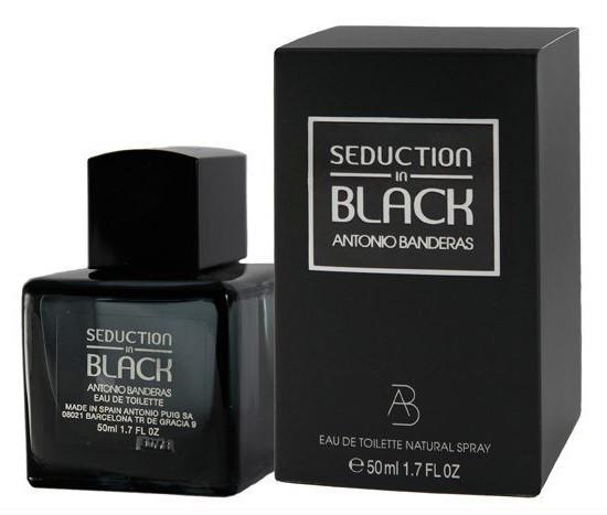 Туалетная вода Antonio Banderas Seduction in Black