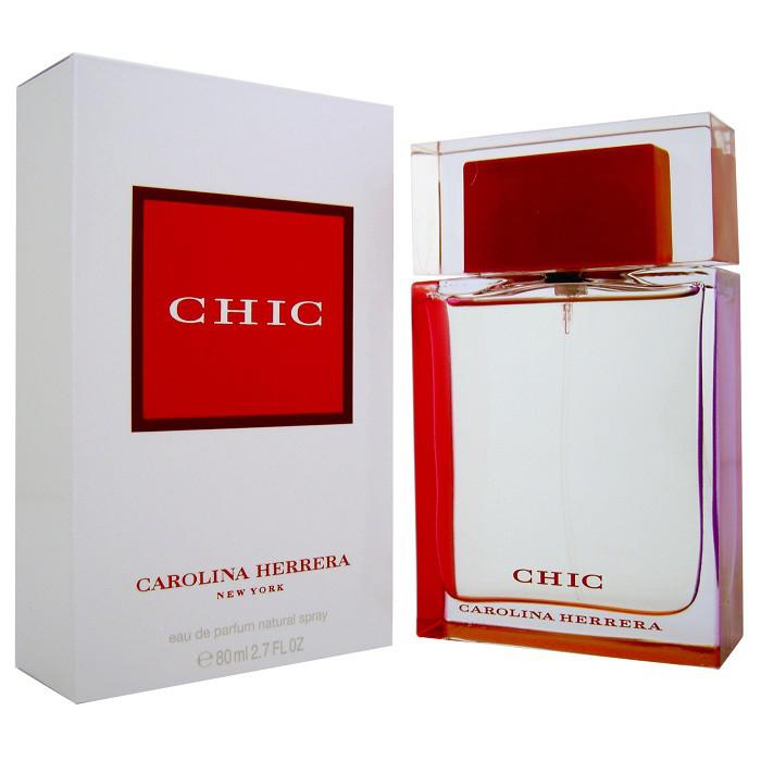 Парфюмированная вода Carolina Herrera CHIC for Woman
