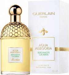 Туалетная вода Guerlain Aqua Allegoria Bergamote Calabria 125мл