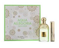 Набор Guerlain Aqua Allegoria Limon Verde (туалетная вода 125мл + тушь для ресниц 8,5мл)