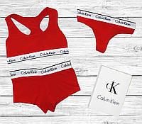 МБ комплект белья Calvin Klein, копия брендов