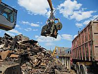 Вывоз металлолома Киев и область от 3х тонн дорого
