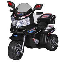 Детский мотоцикл M 3577-2 с двигателем. На 3 - 8 лет