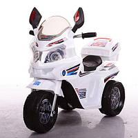Детский мотоцикл M 3577-1 с двигателем. На 3-8 лет.