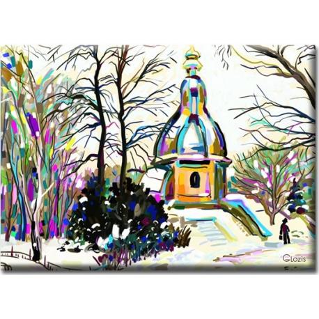 Картина на холсте Winter