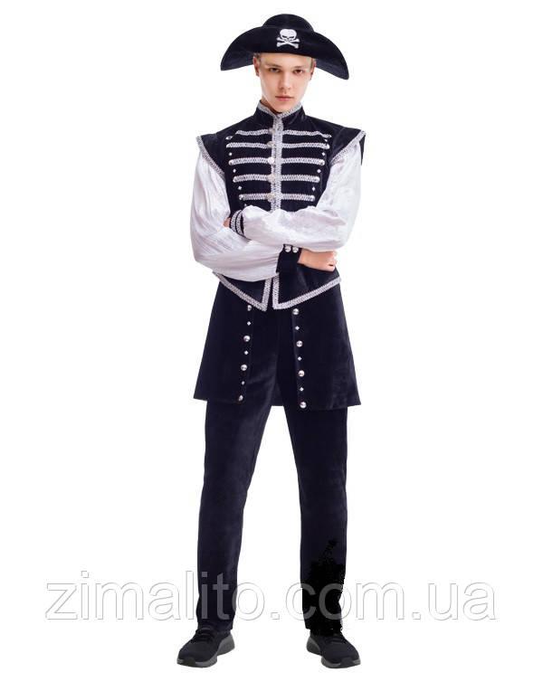 Пират взрослый карнавальный костюм