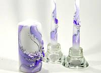 Набор свадебных свечей Bispol 3 шт (С-903)