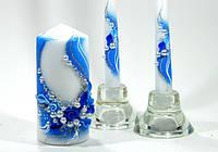 Набор свадебных свечей Bispol 3 шт (С-904)