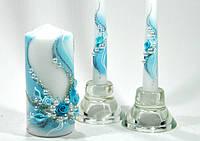 Набор свадебных свечей Bispol 3 шт (С-901)
