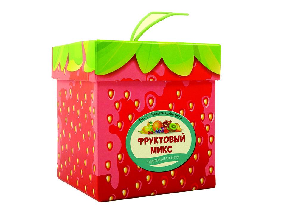 """Настольная игра """"Фруктовый Микс. Клубника (Fruit Mix: Strawberry)"""" Стиль Жизни"""