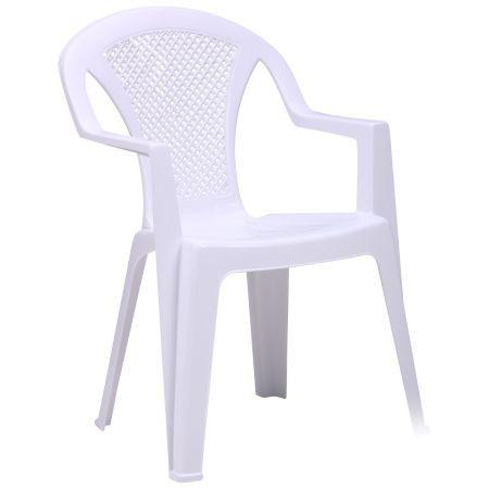 Пластиковый стул Ischia, пластик белый, TM AMF