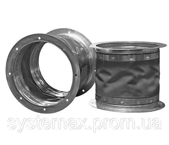 Гибкая вставка (виброизолятор) В.00.00-04 круглый (Ø280 мм), фото 2