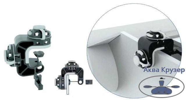 монтажна майданчик-струбцина з 2-ма замками fasten (борика)