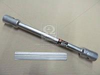 Ключ балонный МАЗ, КРАЗ d=22, 30x32x395мм  DK2819-3032