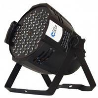 Ультрафиолетовый светодиодный прожектор FREE COLOR P543 UV - 54*3W