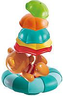 Игрушка для ванны Hape Teddy с зонтиком (E0203)